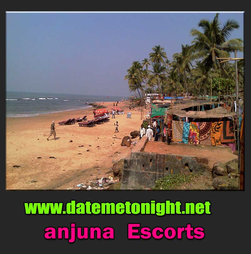 Anjuna Escorts in Goa