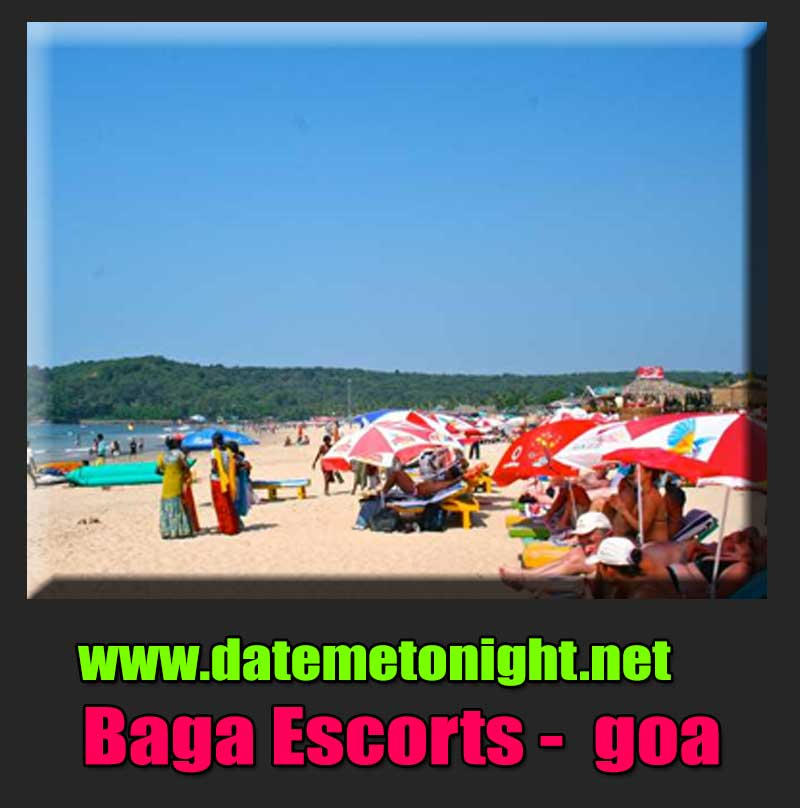 Baga Beach Escorts in Goa