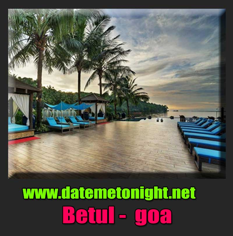 Betul Escorts in Goa
