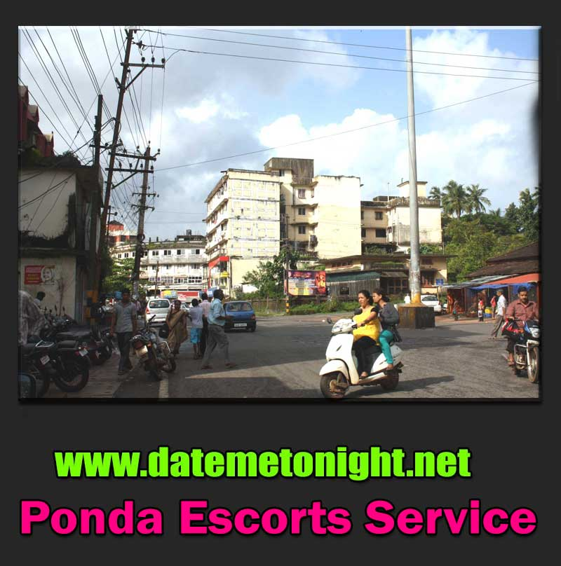 Ponda Escorts in Mumbai